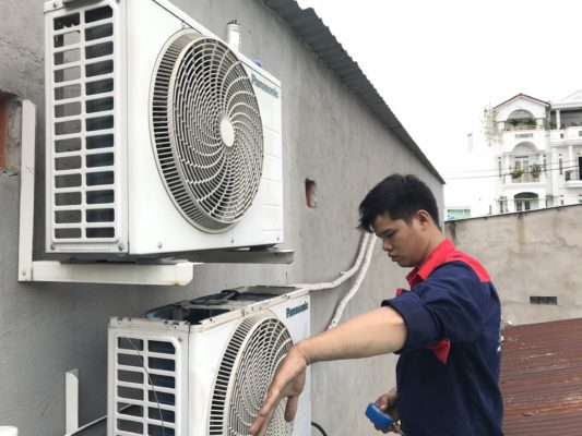 Địa chỉ vệ sinh máy lạnh, điều hòa uy tín, giá rẻ tại Phường Tân Mai – Biên Hòa
