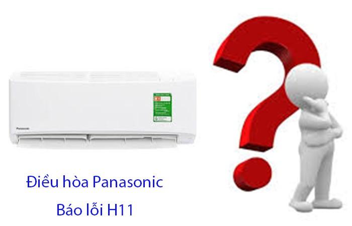 Máy Lạnh Panasonic Báo Lỗi H11. Nguyên Nhân Và Cách Khắc Phục.