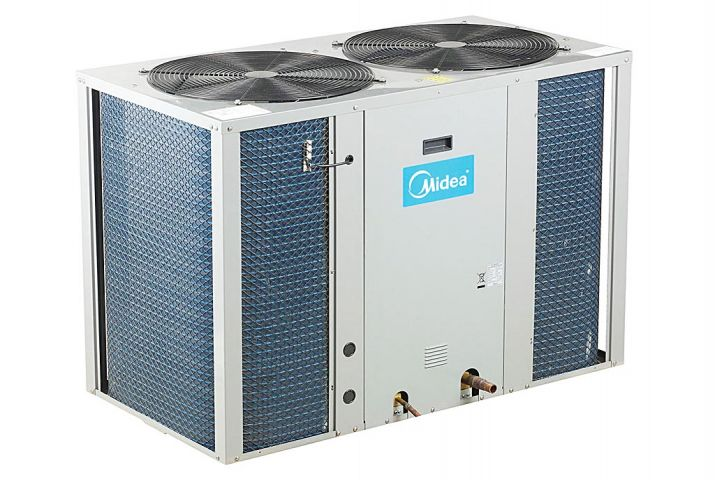 Dàn nóng VRV Midea T3 (14.0Hp) MOV-120CN1-C