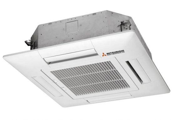 Dàn lạnh âm trần nhỏ gọn VRV Mitsubishi Heavy inverter (1.25Hp) FDTC36KXE6F