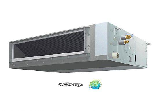 Máy lạnh giấu trần nối ống gió Daikin FBFC100DVM - RZFC100DY1 + BRC2E61 (4.0Hp) inverter - 3 pha