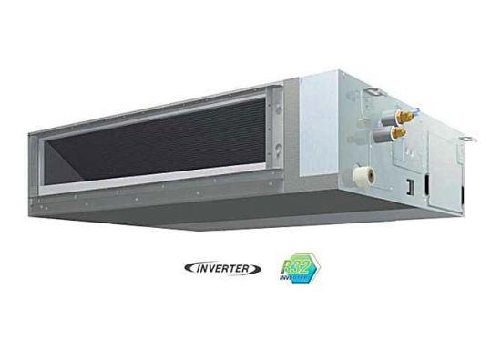 Máy lạnh giấu trần nối ống gió Daikin FBFC60DVM - RZFC60DVM + BRC2E61 inverter (2.5Hp)