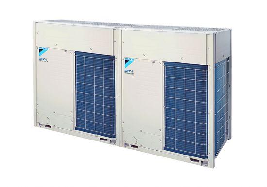 Tổ hợp dàn nóng VRV A Daikin inverter (36.0Hp) RXQ36AMYM(W) (RXQ18AYM + RXQ18AYM)