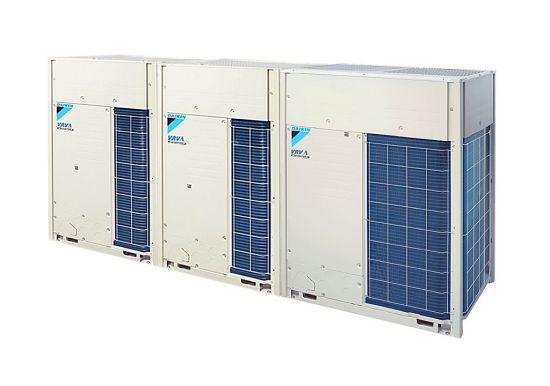 Tổ hợp dàn nóng VRV A Daikin inverter (42.0Hp) RXQ42AMYM(W) (RXQ12AYM + RXQ12AYM + RXQ18AYM)