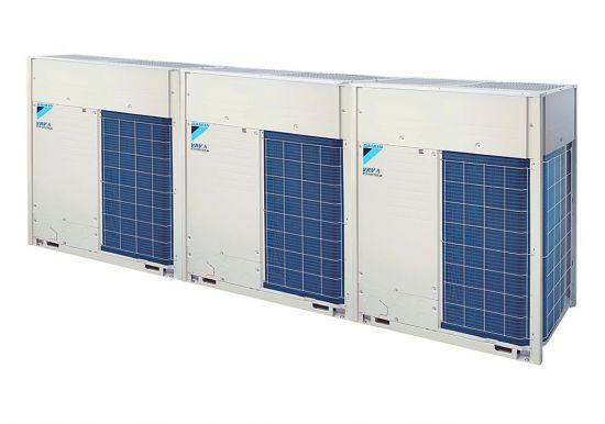Tổ hợp dàn nóng VRV A Daikin inverter (54.0Hp) RXQ54AMYM(W) (RXQ18AYM + RXQ18AYM + RXQ18AYM)