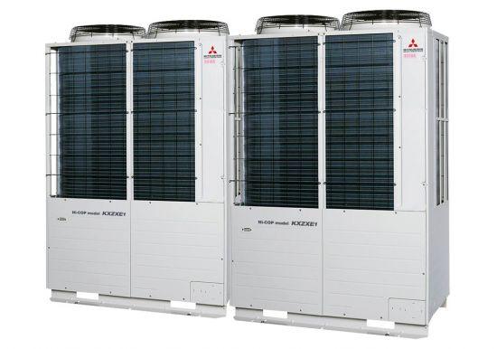 Tổ hợp dàn nóng VRV Hiệu suất cao Mitsubishi Heavy inverter (24.0Hp) FDC670KXZXE1 (FDC335KXZXE1+FDC335KXZXE1)